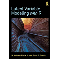 Latent Variable Modeling with R (English Edition)