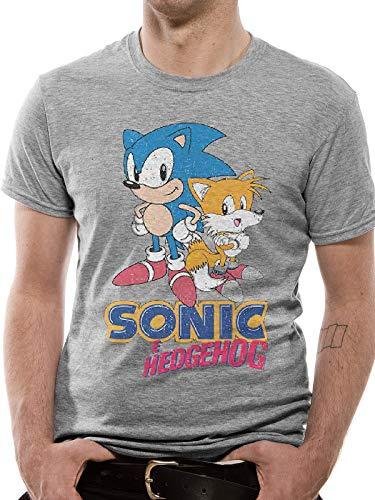 Absolute Cult Sonic The Hedgehog Men