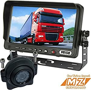 Amazon Com Wired Rear View Backup Camera System Cctv Cab