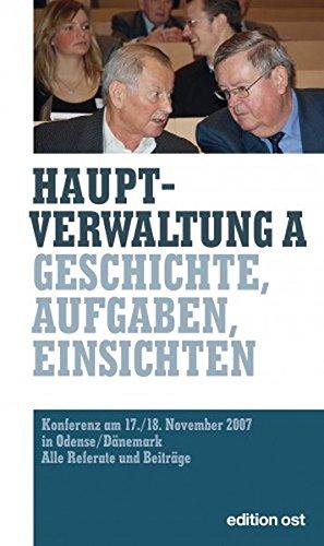 Hauptverwaltung A (edition ost)
