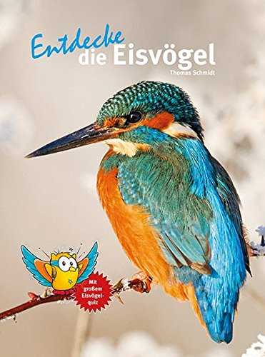 Entdecke die Eisvögel (Entdecke - Die Reihe mit der Eule / Kindersachbuchreihe)
