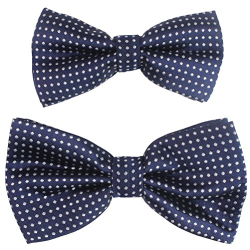 Matching Color Kids Bowties Daddy