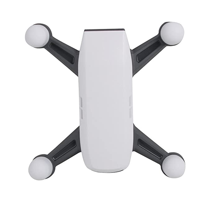 Amazon.com: Best Accessories for DJI Spark Drone!!! Jumberri 4Pc Silica Gel Motor Protective Cover Accessories: Home & Kitchen