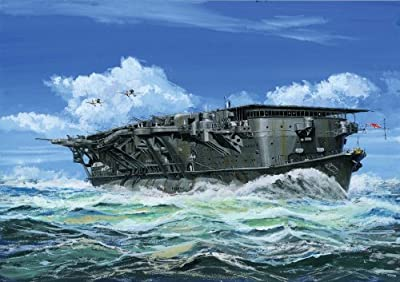 1/700 IJN Aircraft Carrier Ryujo After First Upgrade (Plastic model) by Fujimi