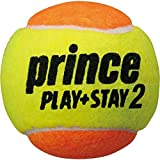 Prince(プリンス) キッズ テニス PLAY+STAY ステージ2 オレンジボール(12球入り) 7G324