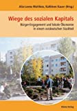 img - for Wiege des sozialen Kapitals. book / textbook / text book