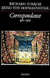 Correspondance : [1900-1929]