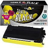 Yellow Yeti TN2000 (2500 páginas) 2x Tóner compatible para Brother HL-2030 HL-2032 HL-2040 HL-2050 HL-2070 HL-2070 DCP-7010 DCP-7010L DCP-7020 DCP-7025 FAX-2820 FAX-2825 FAX-2920 MFC-7220 MFC-7225 MFC-7420 MFC-7820 MFC-7820N [3 años de garantía]