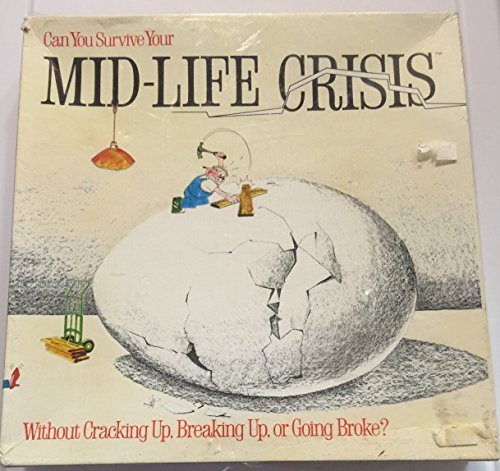 Mid Life Crisis Game Vintage 1982 by GameWorks