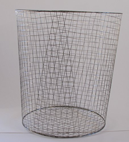 Gophers Limited Stainless Steel Wire Gopher/Mole Barrier Basket, 15 Gallon Size, 1 Case Quantity 6 Baskets