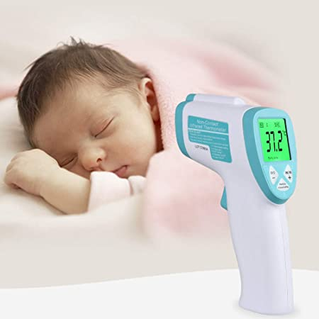 Digital Ear Forehead Body Temperature Thermometer Baby Infant Kids Children Pets