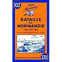 Bataille de Normandie: 102 (Michelin Historical Maps)