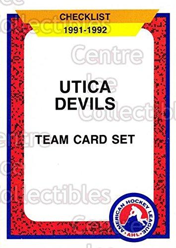 utica devils - 2