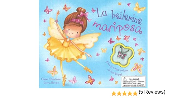 La Bailarina Mariposa (+ Pulsera) (Charm Books): Amazon.es: Freedman, Claire: Libros