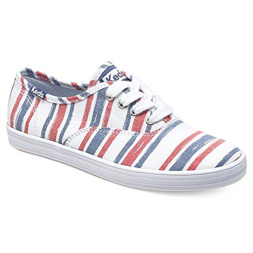 Girl's Keds 'Champion' Sneaker, Size 1 M - White