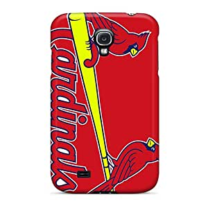 TraciCheung Samsung Galaxy S4 Excellent Hard Phone Case Customized Vivid St. Louis Cardinals Series [SUB16848llxn]