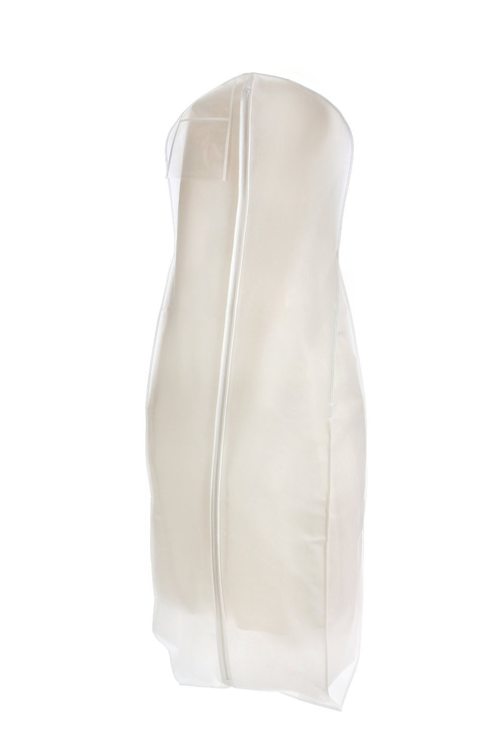 Bags For Less White Wedding Gown Travel Storage Garment Bag By