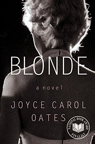 Blonde Novel Joyce Carol Oates