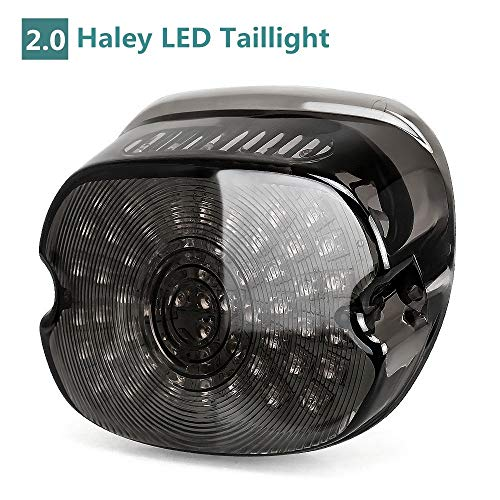 Laydown Led Tail Light in US - 4