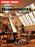 Finishing Basements and Attics, The editors of Creative Publishing international, 0865735832