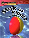Sink or Float?, Vijaya Khisty Bodach, 0756984149