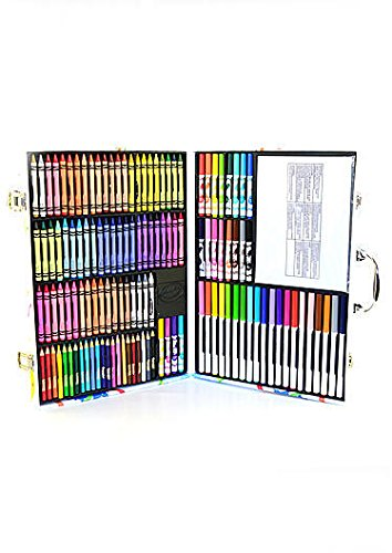 Crayola Premier Art Set - Crayola Premier Art Set- Unit: Eachthe Premier Art Set Has Over 150 Pieces, Everything Necessary For The Creative Young Artist, In A Sturdy Carrying Case. The Set Includes 6