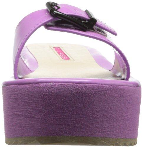 C de Mollini LABEL 30 Púrpura Sandalias THrBTqFx