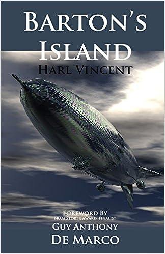 Barton's Island cover