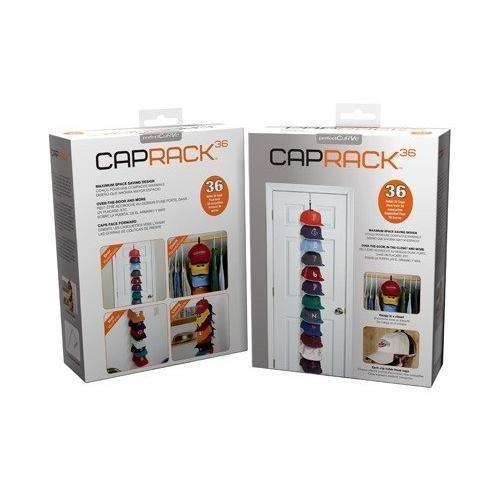 Cap Rack 36 System Cap Organizer New
