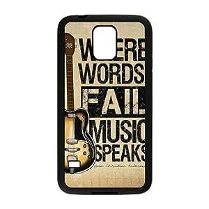 Guitar Samsung Galaxy S5 Case, Customize Guitar Case for Samsung Galaxy S5 by icecream design