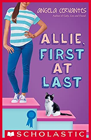 book cover of Allie, First at Last