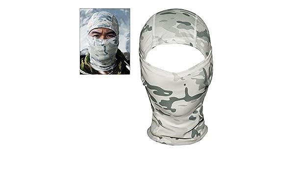 WINOMO Jungel capucha Ninja máscara de cara completa para al ...