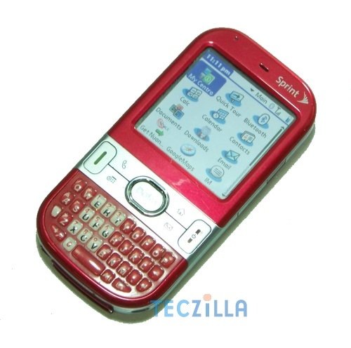 Palm Centro Red Smartphone - Sprint by Palm (Image #1)