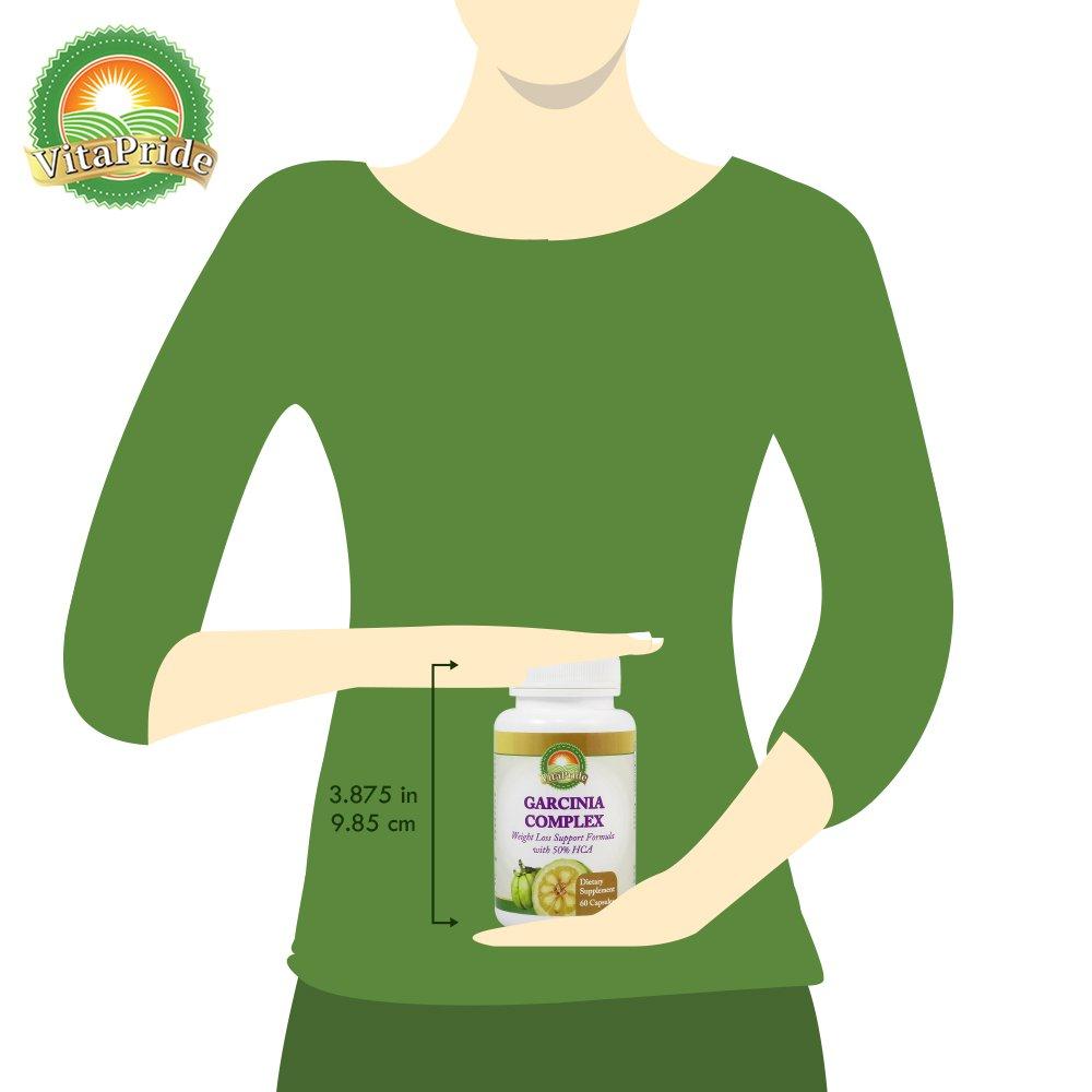 Amazon.com: Pure Garcinia Cambogia apetito natural Inhibidor ...