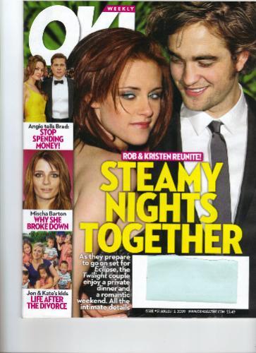 Download OK Weekly #31 August 3, 2009 Twilight Jon & Kate Angelina Jolie pdf