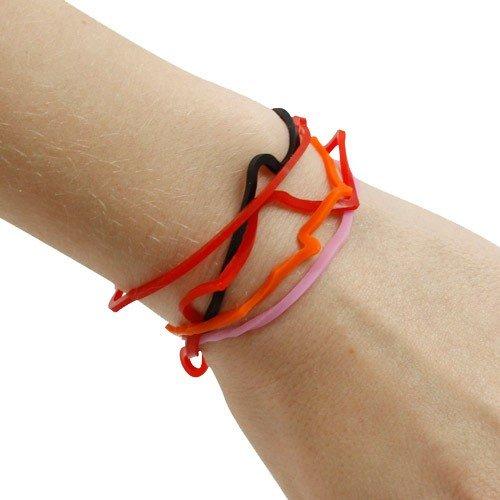 Tampa Bay Buccaneers Logo Bandz Bracelets
