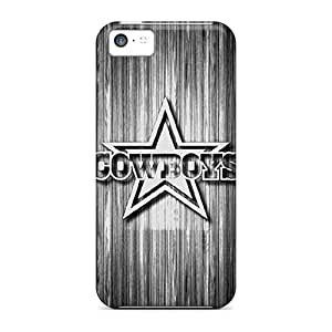 Franiry79c24 Fashion Protective Dallas Cowboys 3 Cases Covers For Iphone 5c