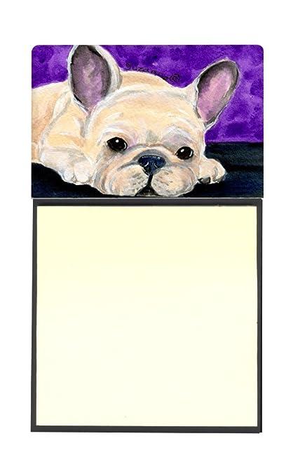 BullDog francés Refiillable titular o de notas adhesivas dispensador de Postit Note SS8698SN