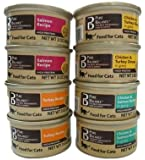 Amazon Com Pure Balance Canned Cat Food Cups Value Pack