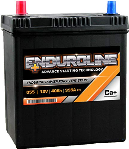 055 Enduroline Car Battery 12V 40Ah: