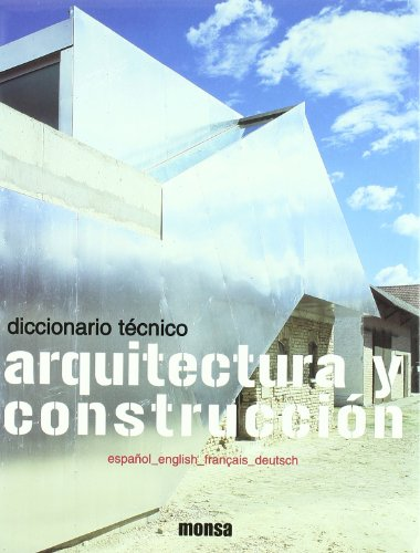 Leer libro diccionario t cnico de arquitectura y for Diccionario de arquitectura pdf