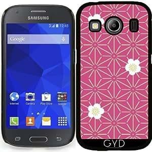 Funda para Samsung Galaxy Ace 4 (SM-G357) - Flores by wamdesign