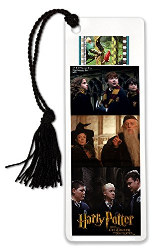 Harry Potter and the Chamber of Secrets (S6) FilmCells Bookmark USBM546 Genuine Film Cell