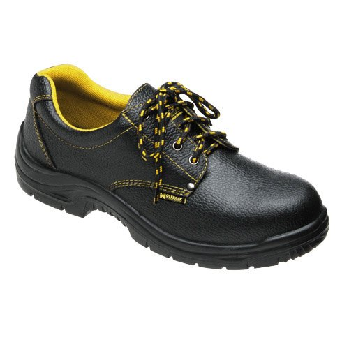 Wolfpack 15018160 - Scarpe di sicurezza in pelle nera # 48