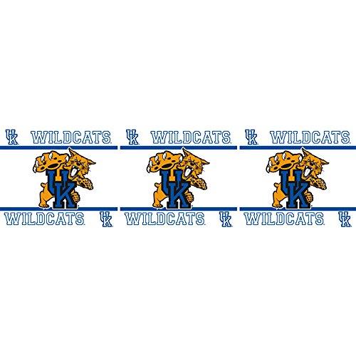NCAA Kentucky Wildcats Wall Border (Dame Notre Border)