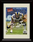 Framed Kyle Turley Sports Illustrated Autograph Replica Print - 12/3/2003 - St. Louis Rams