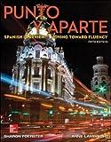 Punto y aparte (Spanish) Standalone Book