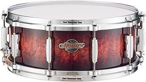 Pearl Masters BCX Birch Snare Drum 14 x 6.5 in. Lava Bubinga