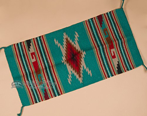(Mission Del Rey Zapotec Indian Style Southwestern Rug 20x40)
