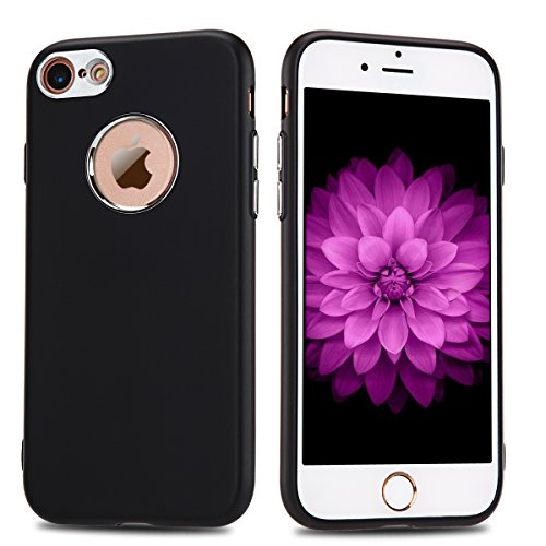 CoverIPhone7/7s,case iPhone7/7s,E-LushUltraSottileMorbidoTPUCustodiaperIPhone7/7sCover,AntiscivoloCaseBumperperIPhone7/7sCover,FlessibileSiliconeCassaGommaOpacoCaseAntiscivol